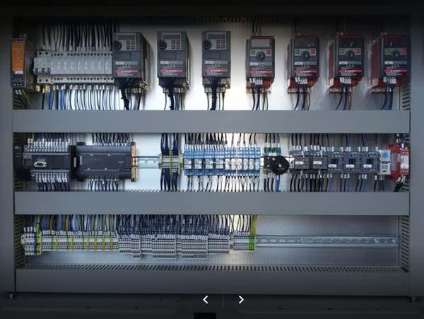 Schema Elettrico Quadro : Automatic progetta e realizza quadri elettrici